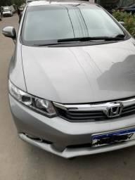Honda Civic LXR 2014 IPVA 2020 pago - 2014