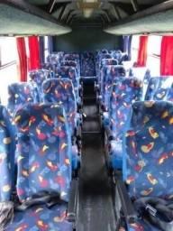 Bancos bancada para micro onibus