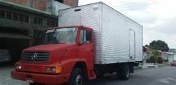 Caminhão bau fretes e mudanças carga pesada caminhão bau disponível