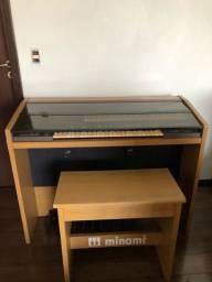 Órgão minami mdx 7800 série ouro