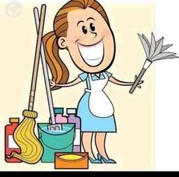Faxinas e Limpeza em geral
