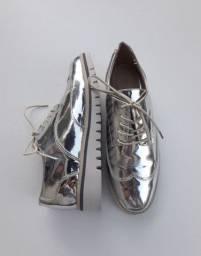 Sapato tamanho 37 Zara Novo