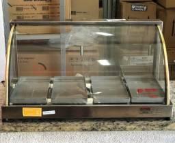 Vendo Estufa Para Alimentos 4 Bandejas nova na caixa ou troco por c elular