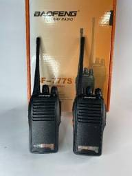 Radio Comunicador Walk Talk Baofeng Bf-777s ( Loja na Cohab - Entrega Gratis )