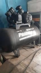 Compressor de ar schulz.