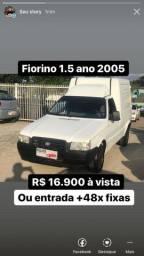 Fiorino furgão 1.3 fire 2006