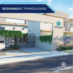 Casa sobrado em condomínio com 3 quartos no House Garden - Bairro Jardim Atlântico em Goiâ