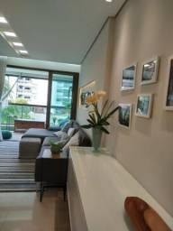 Apartamento mobiliado com 3 quartos à venda 113m² -Reserva do Paiva -Recife