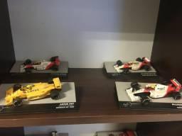 Carrinhos miniatura F1