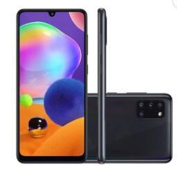 Samsung Galaxy A31 Novo - Completo (Nota-Fiscal)