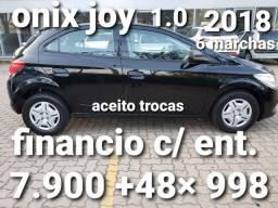 ONIX JOY 1.0 6 MARCHAS ( FINANCIO C/ ENT. 7.900 +48× 998) ACEITO TROCAS