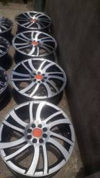 Vendo jogo de roda roda esportivas de todos os tamanhos