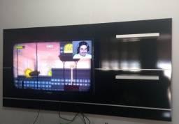 Painel para TV e ninchos de mdf