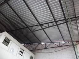 Terraço metalico com garantia
