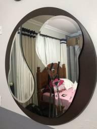 Vendo espelho de luxo