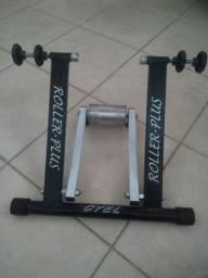 Rolo para treino de bike