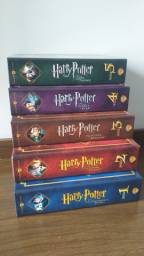 Blu ray herry potter ultimate edition 5 boxes