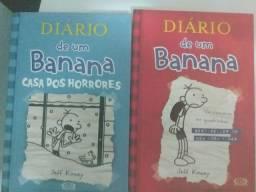 Diário de um Banana 10 Reais cada