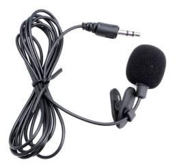 Microfone De Lapela Para Celular Tablet MP-018