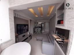 Apartamento à venda com 2 dormitórios em Coqueiros, Florianópolis cod:2232