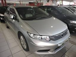 HONDA CIVIC 2012/2013 1.8 LXS 16V FLEX 4P MANUAL