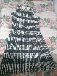 Novo Vestido listrado