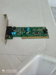 placa de telefone para PC