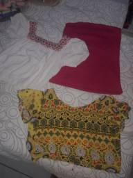 Kit 3 camisas