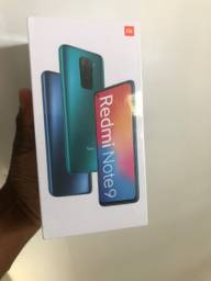 Xiaomi note 9 128 gb lacrado