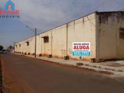 Galpão/Pavilhão Salão Comercial para Aluguel em Setor Afonso Pena Itumbiara-GO