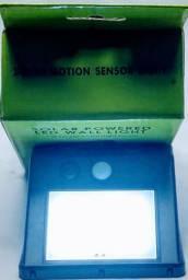 2 sensor presença solar 10w