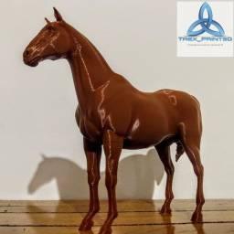 Cavalo impressão 3D