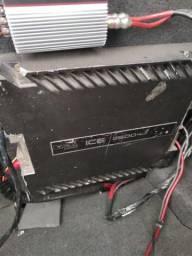 Módulo Amplificador Banda ICE 2500 2500W RMS comprar usado  Osasco