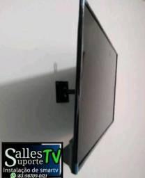 Suporte para TV com instalação