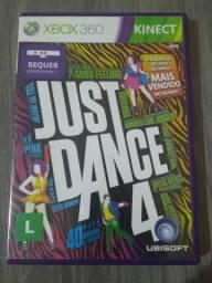 JUST DANCE 4 XBox 360 comprar usado  Sorocaba