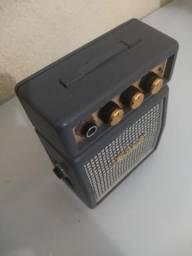 Caixa Marshall Mini Amplificada comprar usado  Fortaleza