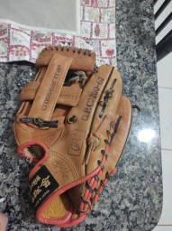 Luvas de beisebol r$ 20,00 cada ou 3 por 50