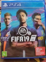 CD Fifa19 PS4