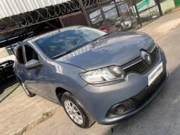 Renault Logan 1.6 2016 Flex + Gnv