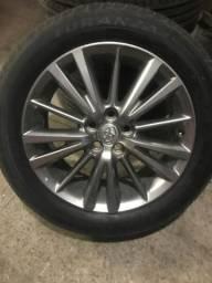 Rodas originais de Corolla