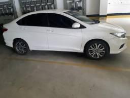 Carro Honda City EXL super novo e única dona