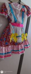 Lindo vestido de festa junina !!