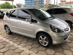 Honda FIT LX 2008 (CVT) - Único Dono