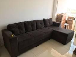 Sofá amplo