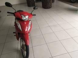 Moto Biz 125 2018 110i único dono