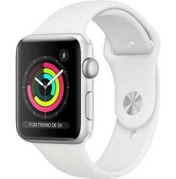 Apple Watch séries 3 42mm, Novo, Lacrado na caixa em até 12 vezes com taxas