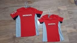 Camisa original honda  casal