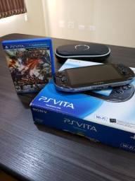 Playstation Vita - modelo Fat
