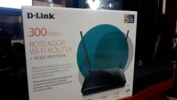 Roteador D-Link DIR-615