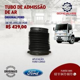 TUBO DE ADMISSÃO DE AR ORIGINAL FORD CARGO